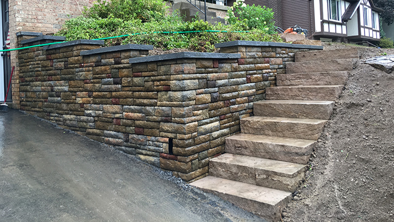 Pittsburgh paver patio