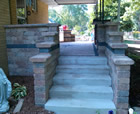 Pittsburgh concrete steps